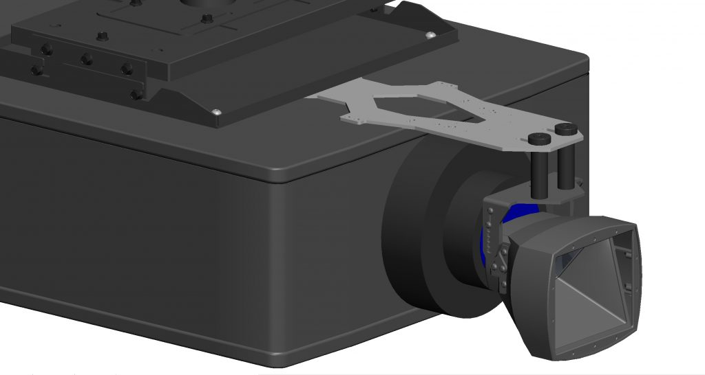 Panamorph Paladin DCR Anamorphic Lens Announced - AVS Forum | Home